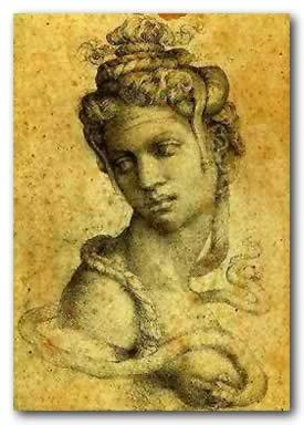 """Вышивка крестом.  Оригинал.  Схема вышивки  """"Клеопатра """".  Схемы автора  """"Nastasi6 """".  Для вышивания мелких мотивов..."""